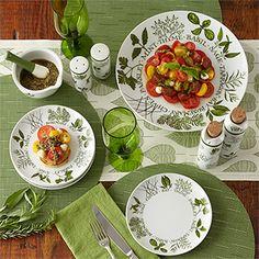 Herb Garden Collection;  Stonewall Kitchen