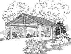 New Carport Plan: 20-062 - Associated Designs
