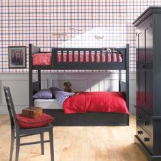 A rock solid, luxury bunk bed with classic detailing for the more discerning of tastes. Multifunctional storage and sleepover trundle included for extra space and guests! Bunk Beds With Storage, Bunk Bed With Trundle, Bed Storage, Childrens Bunk Beds, Kids Bunk Beds, High Sleeper Bed, Grey Bedding, Kids Bedroom, Furniture