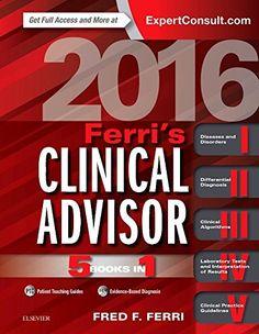 Ferri's Clinical Advisor 2016: 5 Books in 1 Pdf Download e-Book