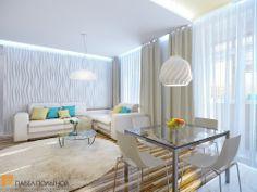 Дизайн интерьера кухни-гостиной / living room / living room paint / living room decor / living room interior design /  #design #interior #homedecor #interiordesign