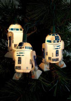Luces de R2-D2.