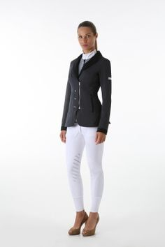 Animo Show Jacket LADOVE...I bought mine from Just Riding.com
