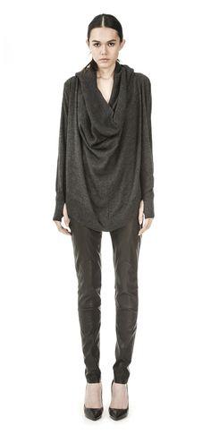 Hooded Sweater | Women Sweater | NICHOLAS K