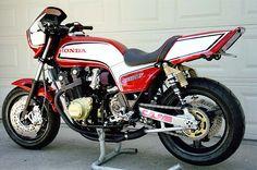 Howard Abel's 1983 Honda CB1100F Photo #2