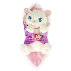 Disney's Babies Marie Plush with Blanket - Small - 10''