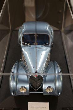 Classic Bugatti SC Atlantic s-n 57374 1936 M Bugatti Type 57, Bugatti Cars, Bugatti Veyron, Vintage Sports Cars, Vintage Cars, Antique Cars, Classic Trucks, Classic Cars, Tricycle