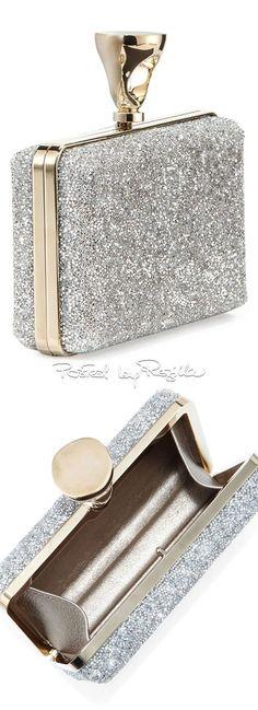 Regilla ⚜ Tom Ford crystal-embellished clutch bag:
