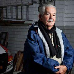Falleció la leyenda del automovilismo peruano Henry Bradley