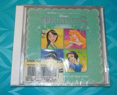 Disney's Princess Collection Vol 2 - Walt Disney's Music CD NEW-Sealed #FairyTale