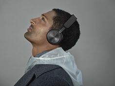 B&O PLAY by Bang & Olufsen Beoplay Wireless Bluetooth On-Ear Headphones with Active Noise Cancellation (ANC), Transparency mode and Microphone Black - 1645126 Wireless Headphones, Beats Headphones, Over Ear Headphones, Big Battery, Bang And Olufsen, Best Black Friday, Black Friday Shopping, Noise Cancelling, Shopping Hacks