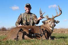 Big Buck Down on http://www.deeranddeerhunting.com