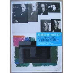 Quadrat Bottrop, Albers Museum# JOSEF ALBERS /Neue Gestalt # 2004,mint