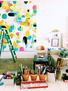 lisa congdon: a studio visit and a brand new book / sfgirlbybay