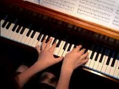 how to play samson on piano