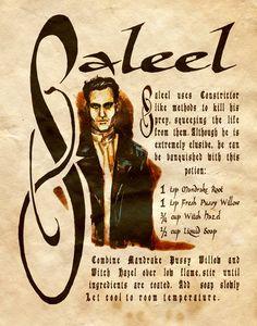 Saleel by Charmed-BOS.deviantart.com on @deviantART
