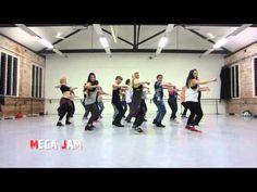 'I'm Out' Ciara ft. Nicki Minaj choreography by Jasmine Meakin (Mega Jam) - YouTube