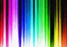 Graphic Wallpapers Rainbow Vertical Strips