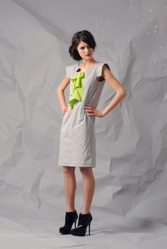 Shop Dress Kira by NOME PROPRIO now on nelou.com. Plus 5500 more designs.