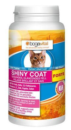 bogavital Shiny Coat Forte for Cats