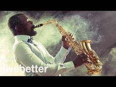 Jazz Moderno, Suave, Alegre y Contemporaneo para Trabajar - Música de Jazz Moderna con Saxofón - YouTube
