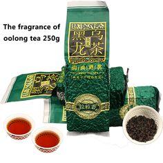Black Oolong Tea Bag 250g Premium Tea Tieguanyin Slim Weight Loss Organic Tea China Health Care Green Food Sweet Fragrance Honey