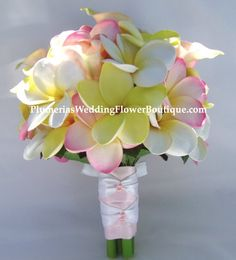 bouquet Plumerias! Oh Pretty!!!