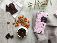 Chocolate Expression — The Dieline - Branding & Packaging