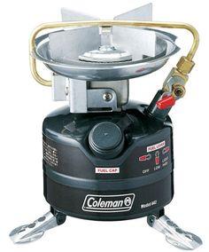 Coleman|美國|442氣化爐/使用去漬油、無鉛汽油雙燃料系統/CM-0442JM000 - 鄉野情戶外休閒專業中心
