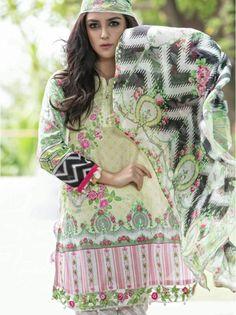 Maria B #LawnCollection Unstitched 3 Piece Suit D-1614-A #SayNoToReplicas #PromoteOriginalsAndBeProud