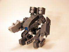VT-22 'MINX' grunt type. Designed By:  A YATES INDUSTRIALS.
