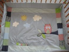 tapis de parc Cot Quilt, Quilts, Diy Tapis, Deco, Creations, Blanket, Blog, Kids, Sewing Ideas