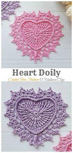 Free Crochet Doily Patterns, Crochet Doily Diagram, Crochet Circles, Granny Square Crochet Pattern, Crochet Motif, Crochet Designs, Knitting Patterns, Free Pattern, Crochet Tablecloth Pattern