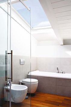 Brighten a windowless bathroom | Real Homes