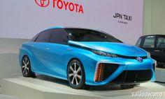 Toyota apresenta o carro conceito ecológico FCV  » www.salaodocarro.com.br/previas/toyota-carro-conceito-ecologico-fcv.html