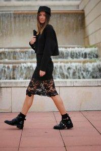 Top 10 Fashion Blogger Balenciaga Boots – cocorosa