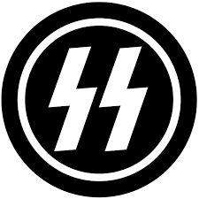 Image result for Nazi ss symbol
