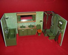 US $75.82 Used in Dolls & Bears, Dolls' Miniatures & Houses, Vintage Items