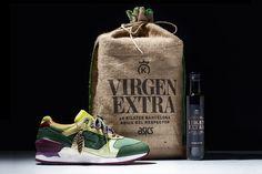 """24 Kilates x ASICS GEL-Respector """"Virgin Extra"""""""