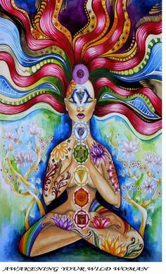 """Wild Women Spirit""""The key is to be in a state of permanent connectedness with your inner body-to feel it at all times. This will rapidly deepen and transform your life. The more consciousness you direct into the inner body, the higher its vibration frequency becomes, and so increase the flow of electricity. At this higher energy level, negativity cannot affect you anymore, and you tend to attract new circumstances that reflect your higher frequency."""" ~Eckhart Tolle1"""