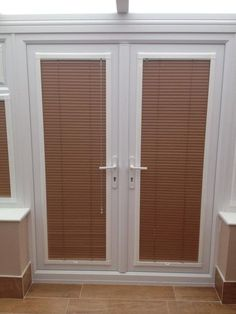 Blinds Venetian French Things You Must Know About French Doors Interior Blinds . Blinds For Bifold Doors Hillarys. Perfect Fit Blinds No Drill Blinds For UPVC Windows . Home Design Ideas Blinds For French Doors, Upvc French Doors, French Door Curtains, French Doors Patio, Blinds For Windows, Windows And Doors, French Patio, Front Doors, Front Porch