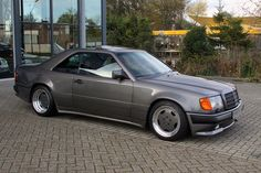 Mercedes-Benz 300 CE 6.0 AMG Widebody