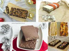 ?Recetas de Navidad: 4 turrones caseros de chocolate y 4 turrones clásicos