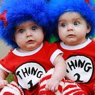 7 More Cute Couples Costume Ideas For Your Kids/Babies [Pins of the Day] on http://www.couplescostumes.com/ideas