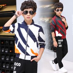 http://babyclothes.fashiongarments.biz/  2016 Fashion Big Boy Clothing Set Kid Sport Suit Stripe Contrast Color Jacket +Letter Print Pants Active Autumn Children 2 Piece, http://babyclothes.fashiongarments.biz/products/2016-fashion-big-boy-clothing-set-kid-sport-suit-stripe-contrast-color-jacket-letter-print-pants-active-autumn-children-2-piece/, Dear customer, Welcome to our store, here you will be get the best products, gracious services and quick shipping. Thanks! Our suggestions: When…