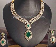 Jewellery Designs: Mindblowing Lovely Collar Choker