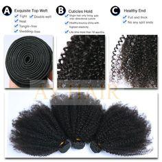 Afro Kinky Curl Human Hair (1)