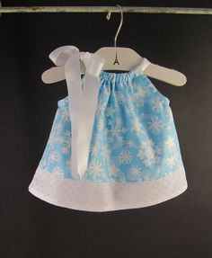 Infant Swing Dress and Bloomers