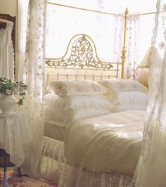 lace bedding - Google Search
