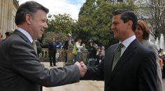 Colombia y México profundizaran cooperación en materia de seguridad